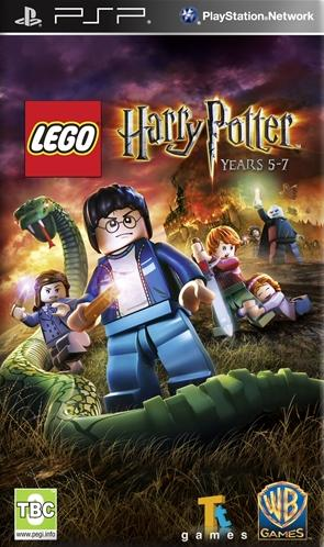Descargar Lego Harry Potter Years 5-7 [Spanish][FIX][Bixu] por Torrent